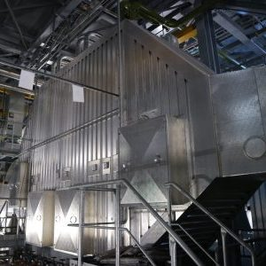 Thermal insulation economiser