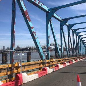 Industrial coatings corrosion engineering steel bridge