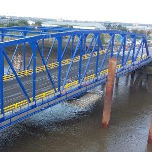 Steel bridge infrastructure industrial coatings