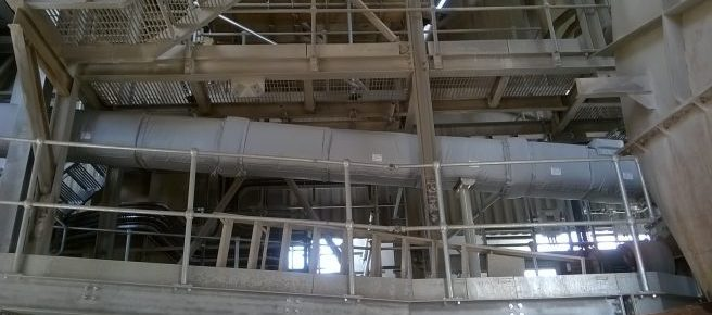 Flexible insulation cover air slide