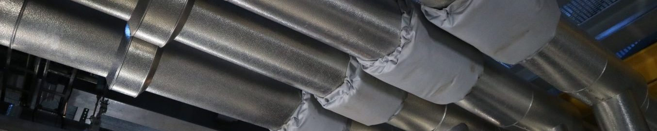 Flexible insulation cover flange