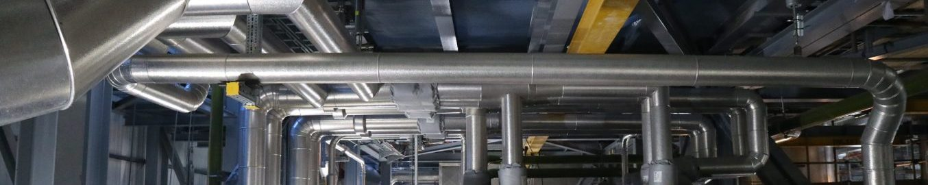 Thermal industrial insulation piping