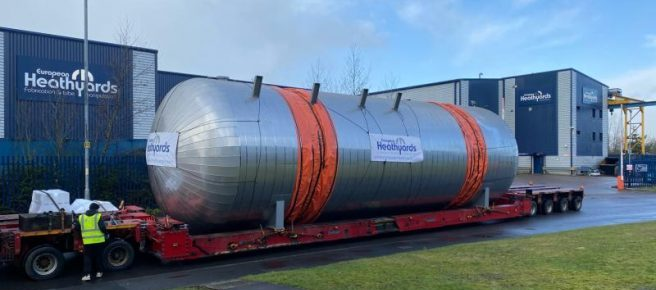 Thermal insulation vessel