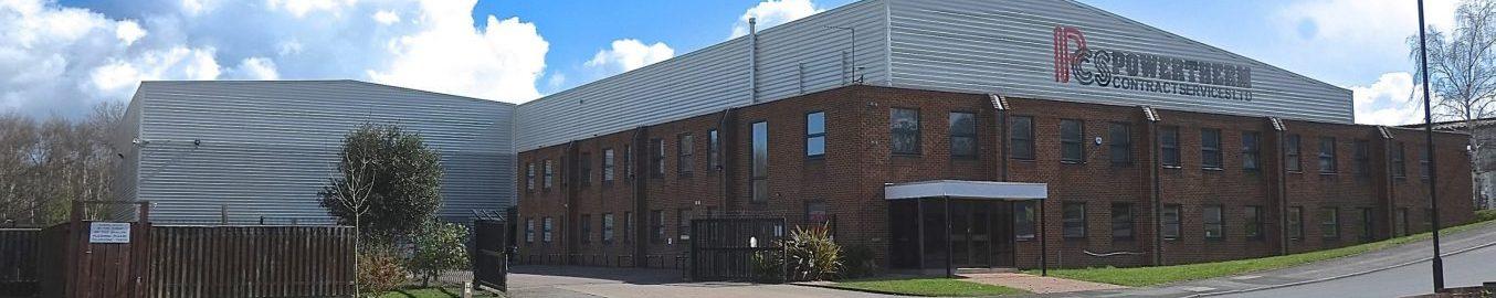 Powertherm head office factory