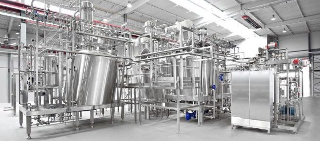 Pharmaceutical manufacturing facility
