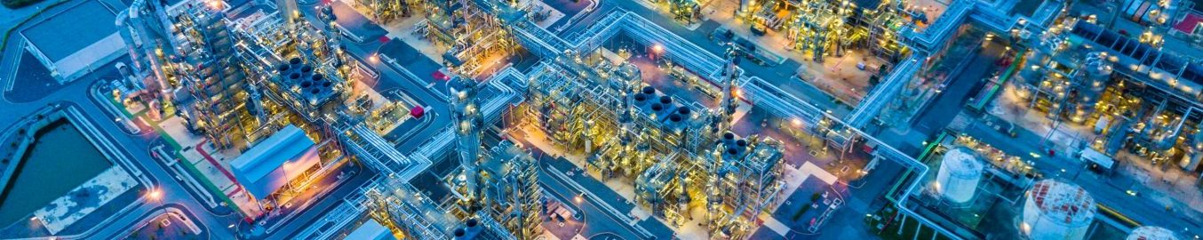 Oil refinery petrochemical