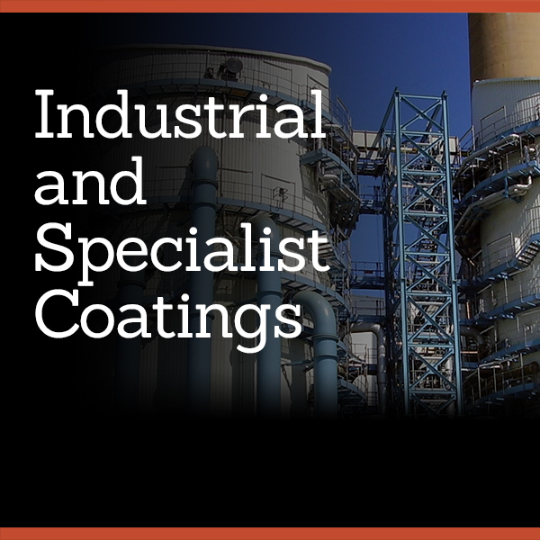 INDUSTRIAL AND SPECIALIST COATINGS