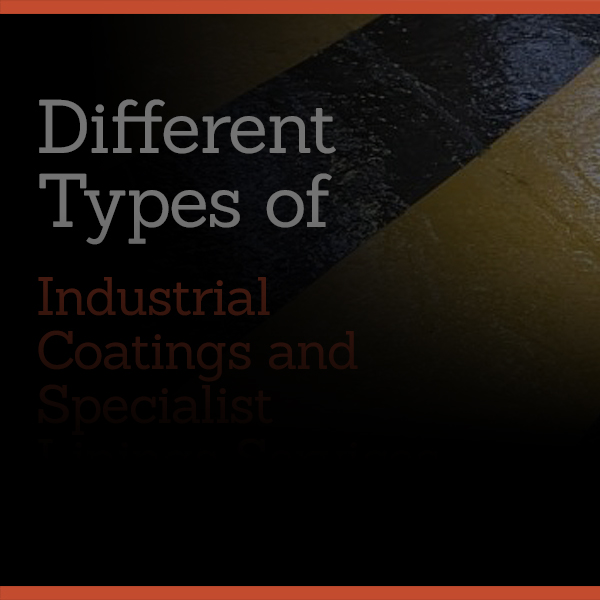 Industrial Coatings and Specialist Linings Services
