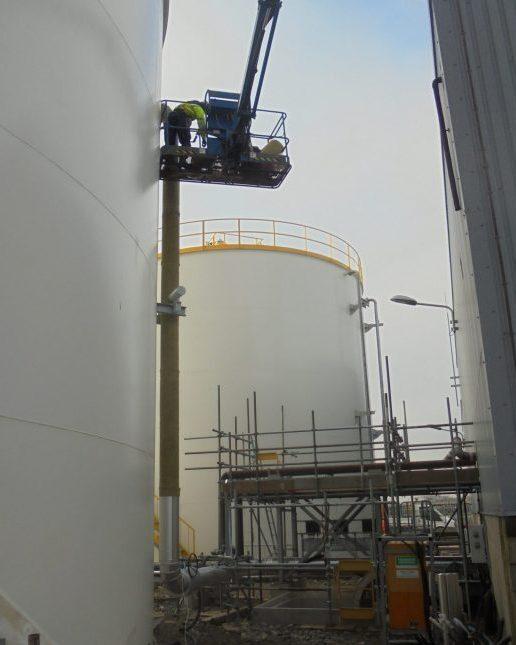 Mobile Elevating Work Platform MEWP Operative