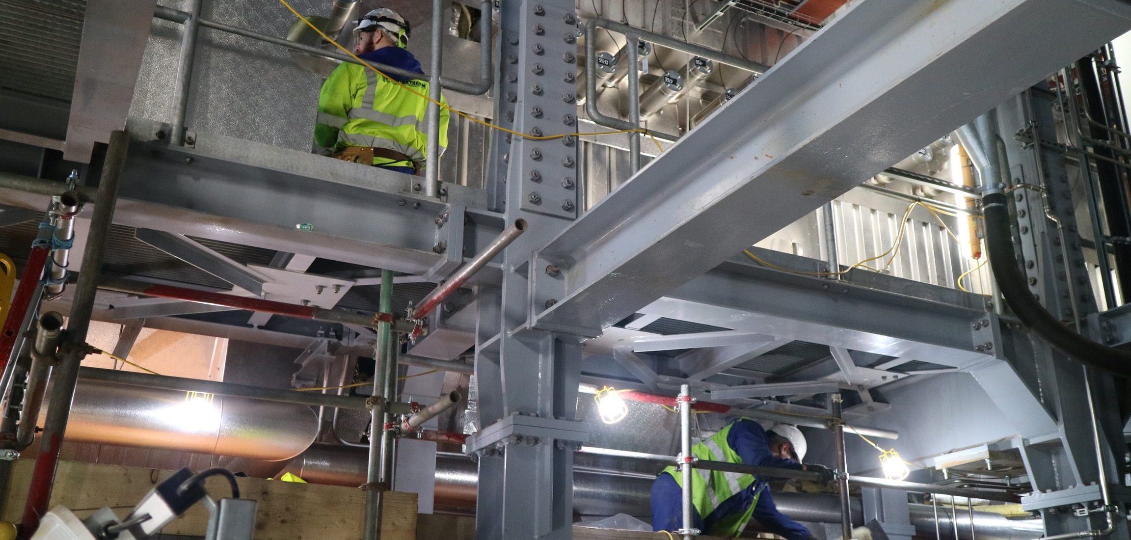 Thermal Insulation operatives, inspections and maintenance