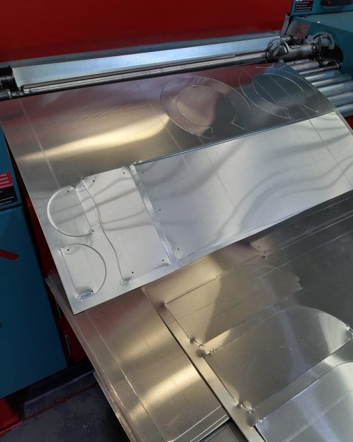 MABI Sheet Metal Fabrication Machine