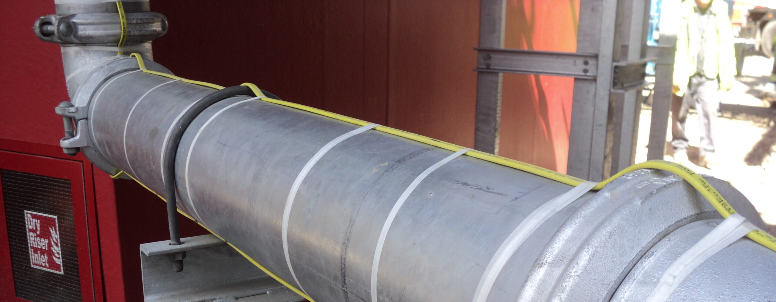 Trace heating, frost protection