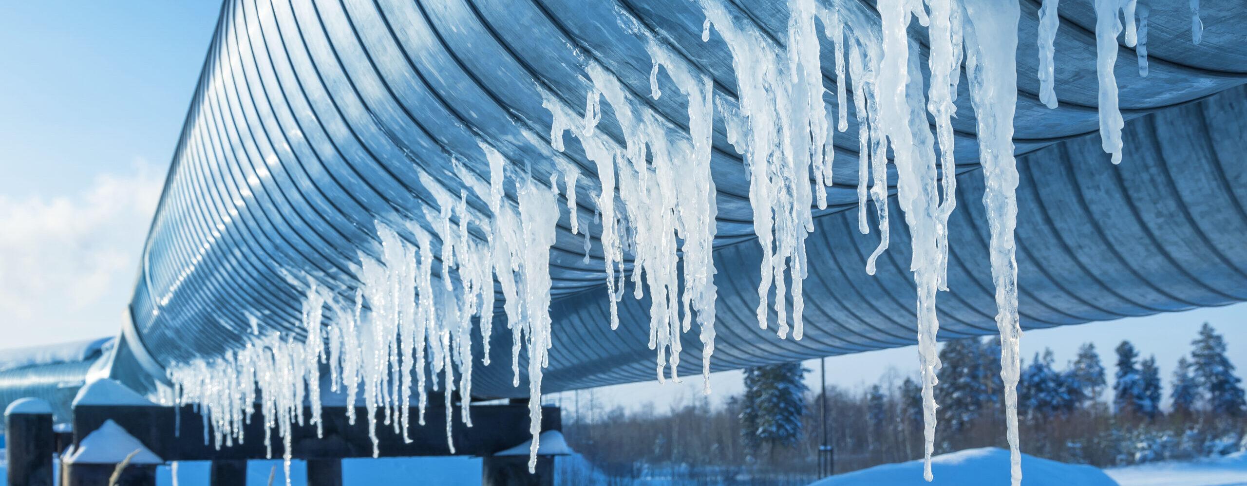 Frozen piping, Winterisation